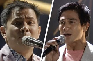 Ogie Alcasid, Piolo Pascual perform music of Elton John