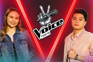 'Voice Teens 2': Team Lea's Tina, Klynn perform 'I'll Be'