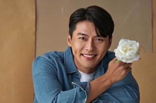 LOOK: First images of Hyun Bin as Bench endorser