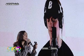 Sarah G, Bamboo perform Alicia Keys' 'Underdog'