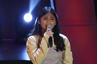 'Voice Teens 2': FamiLea's Cydel wows with fresh take on 'Kahit Ayaw Mo Na'