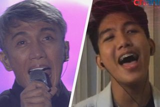 WATCH: Arnel Pineda performs with son Angelo on 'ASAP'