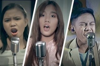 'Voice Teens 2': Team Bamboo's Rock, Kate, Heart belt out 'Ain't No Sunshine' for finals spot