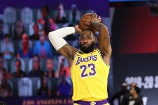 NBA: LeBron James pours in 34 as Lakers beat Bucks