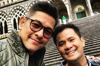 'He's genuine': Gary Valenciano pens birthday message for friend Ogie Alcasid