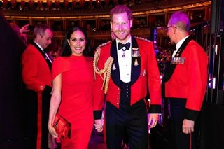Prince Harry and Meghan sign Netflix deal