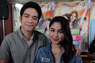 Joshua Garcia admits texting ex Julia Barretto after reunion project