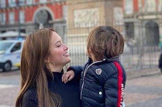 LOOK: Ellen Adarna shares son's new milestone