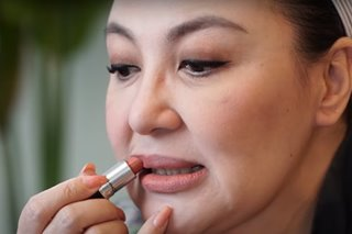 After KC's 'Unready' vlog, Sharon Cuneta does make-up tutorial video