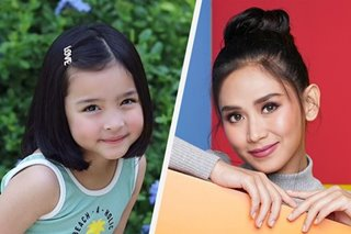Marian Rivera's daughter Zia is a fan of Sarah Geronimo