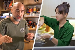WATCH: Julia Barretto learns how to cook Korean food from Chef JP Anglo