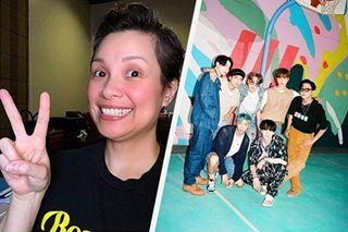 'It makes me feel very proud, happy': Lea Salonga talks about her love for BTS