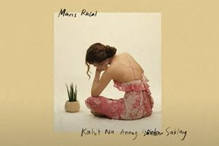 Maris Racal releases new single 'Kahit Na Anong Sablay'