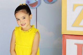 Marian Rivera pens sweet message as daughter Zia turns 5