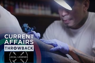 THROWBACK: The rise of the Philippine tattoo industry