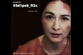 LOOK: Marian Rivera introduced as cast member of Tanghalang Ateneo play