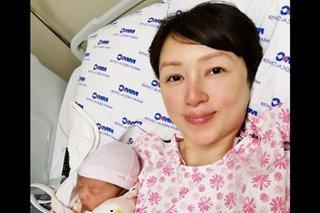 Princess Velasco, husband welcome third child