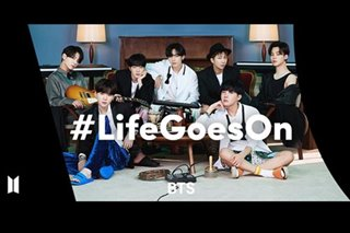 BTS' 'Life Goes On' hits new milestone on TikTok