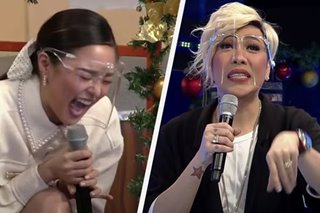 WATCH: Vice Ganda asks Kim Chiu for a message to her ex and his new GF