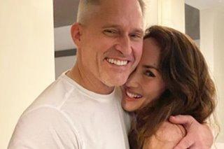 Ina Raymundo, husband mark 18th wedding anniversary