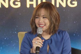 Judy Ann pressured sa pagganap bilang Mother Lily sa pelikula