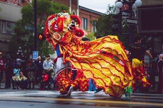 Mga paghahanda sa pagpasok ng Chinese New Year