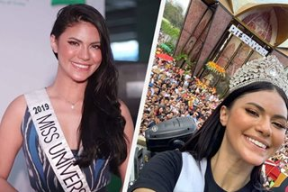 LOOK: Gazini Ganados is back in Cebu, joins Sinulog