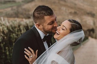 LOOK: Miss Universe 2017 ties the knot with retired NFL star Tim Tebow