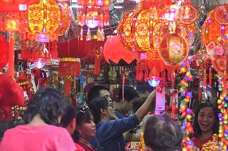 PH among top Lunar New Year destinations for travelers from China, Japan