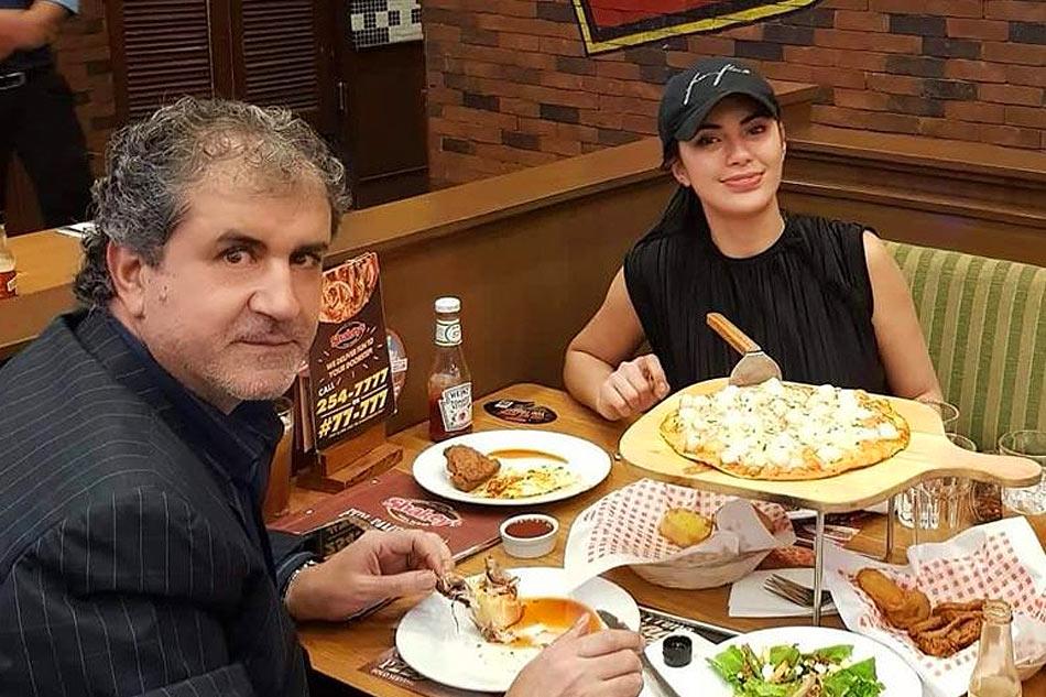 LOOK: Gazini Ganados finally meets her Palestinian father