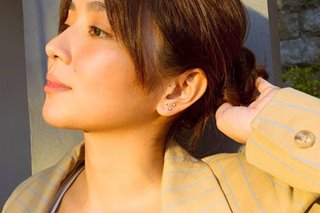 LOOK: Kathryn gets new piercings as YouTube channel hits 9M views in 3 weeks