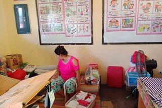 Batangas evacuees still show resilience, discipline