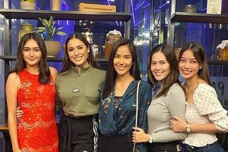 LOOK: Bb. Pilipinas 2018 queens reunite
