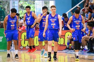 MPBL: Defending champion San Juan secures North top spot