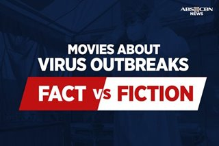 Movies about virus outbreaks: Fact vs fiction