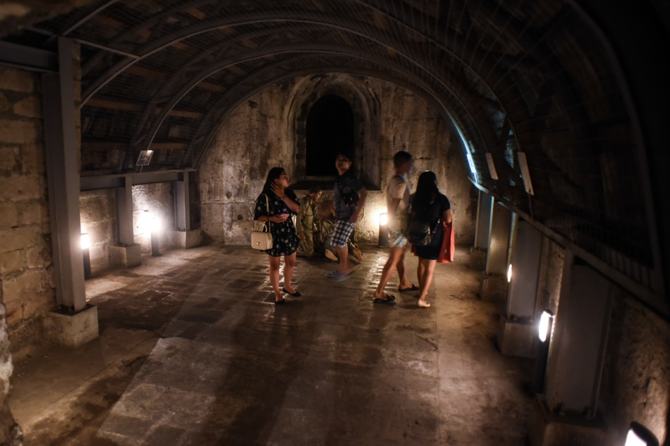 What to expect from the newly opened dungeon experience at Fort Santiago