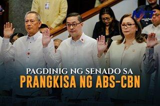 Pagdinig ng Senado sa prangkisa ng ABS-CBN