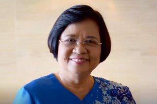 'Sister Dory', mom of Sen. Joel Villanueva, passes away