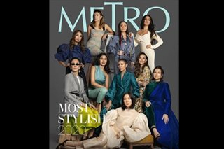 IN PHOTOS: Metro Magazine names best dressed women for 2020