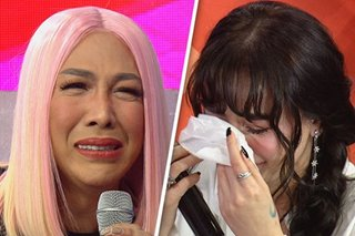 WATCH: Vice Ganda, Arci burst into tears over contestant's moment with her mom