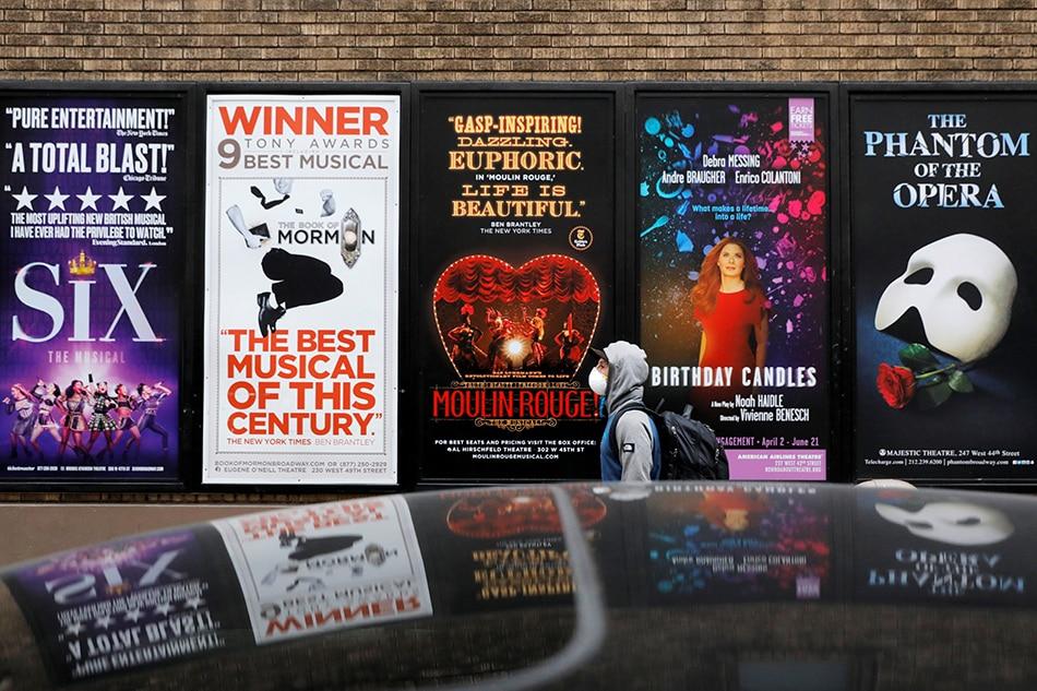 Broadway theaters forced to go dark on coronavirus fears 1