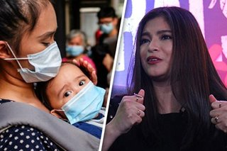 Face mask for P1,500? 'Makonsensiya kayo,' Angel Locsin tells seller amid pandemic