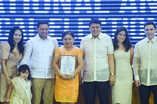 Villar family donates essential supplies to public hospitals in support of COVID-19 fight