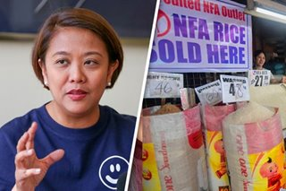 'Anong oras na?': Sen. Binay urges NFA to distribute rice to families severely affected by quarantine