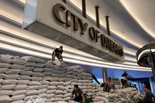 City of Dreams Manila donates P50M in food packs for relief efforts in Luzon