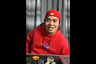 Gloc-9 thanks frontliners, closes charity online performance with 'Upuan'