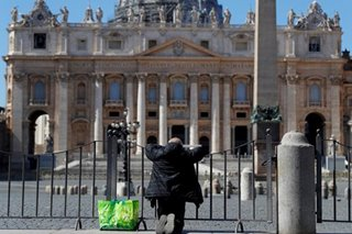 67 priests in Italy dead from coronavirus: report
