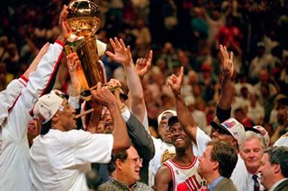 NBA: Jordan, Bulls dynasty documentary finished early for April debut
