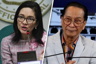 'Is she hard on hearing?': Panelo blasts Hontiveros for criticizing Duterte's COVID-19 crisis handling