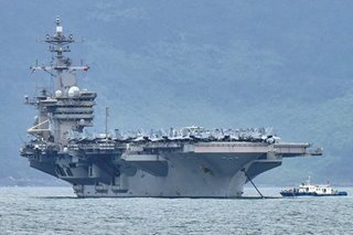 US Navy evacuating virus-struck aircraft carrier